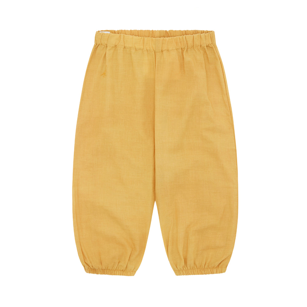 Organic Cotton Woven Trousers