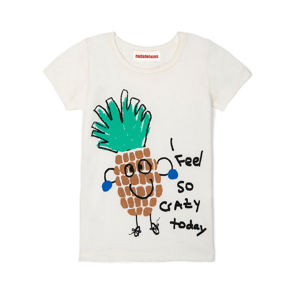 T-Shirt 'Crazy PIneapples'