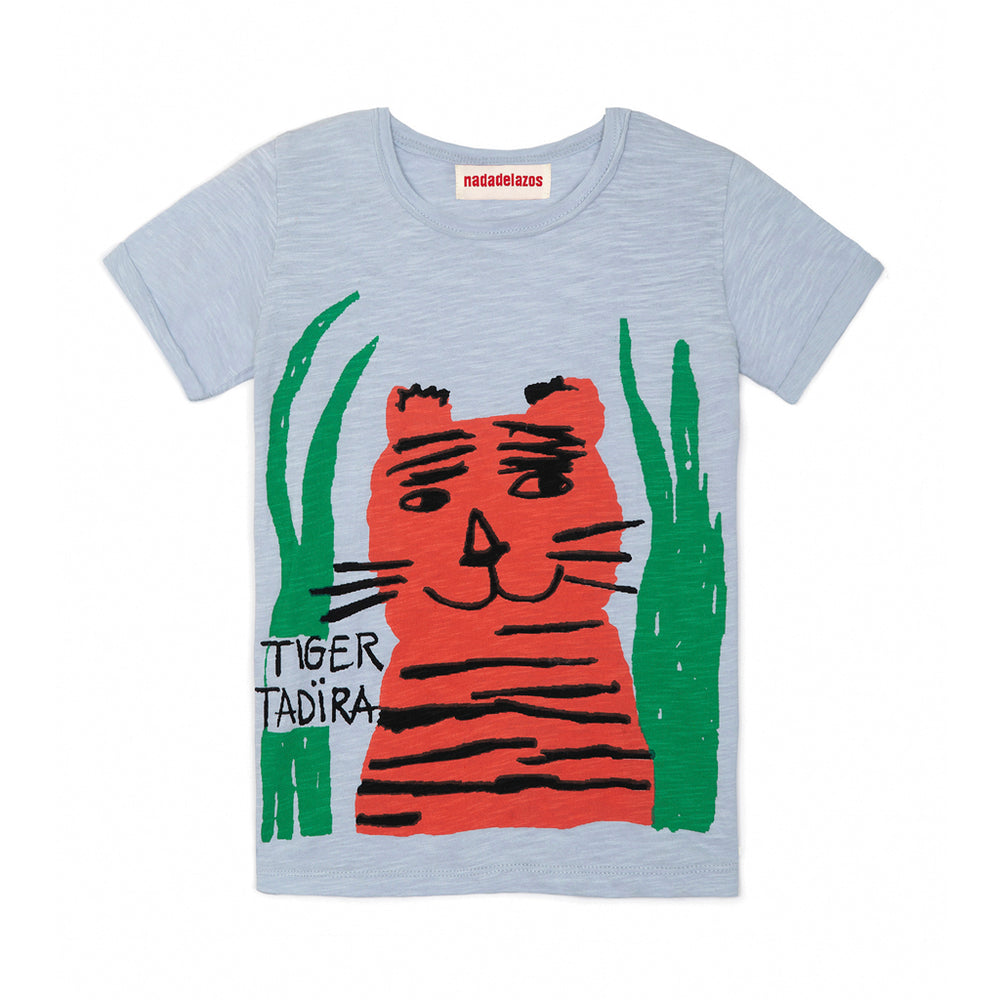 T-Shirt 'Tadira Tiger'