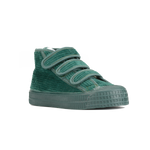 Star Dribble Corduroy velcro trainer