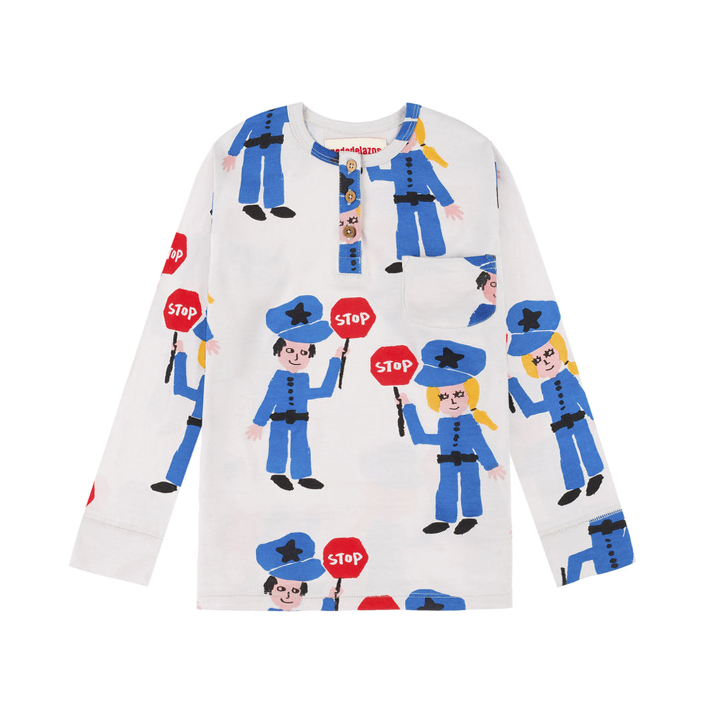 T-Shirt - Polices