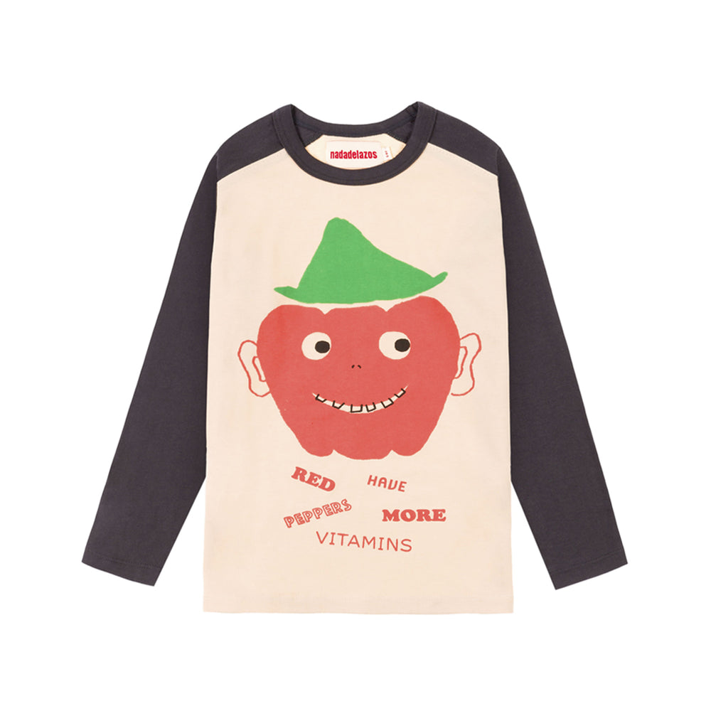 T-Shirt - Red Pepper