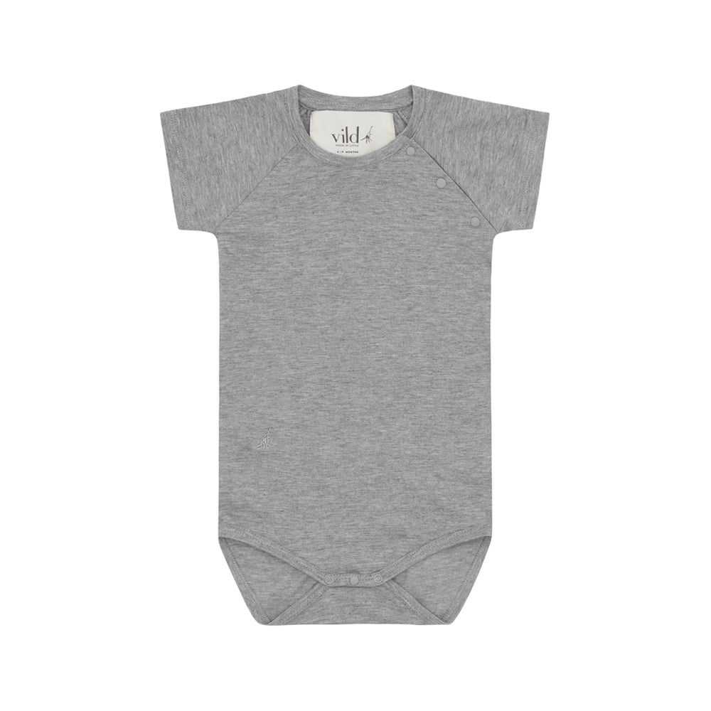 SeaCell TM Short Sleeve bodysuit