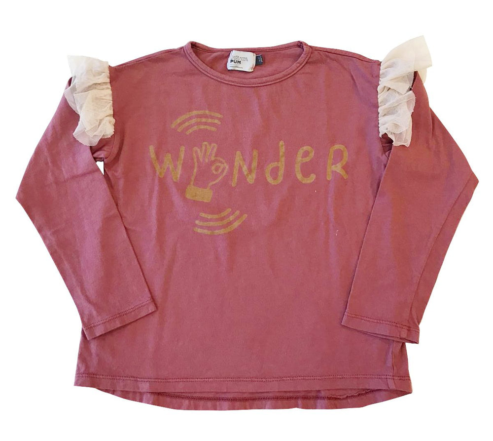 Long sleeve t-shirt Wonder