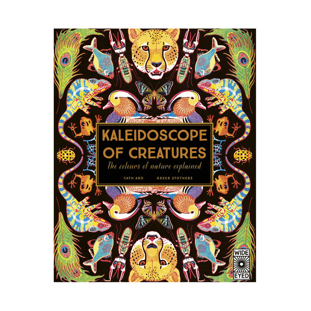 Kaleidoscope of Creatures