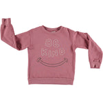 Sweatshirt Mercurio 'Be Kind'