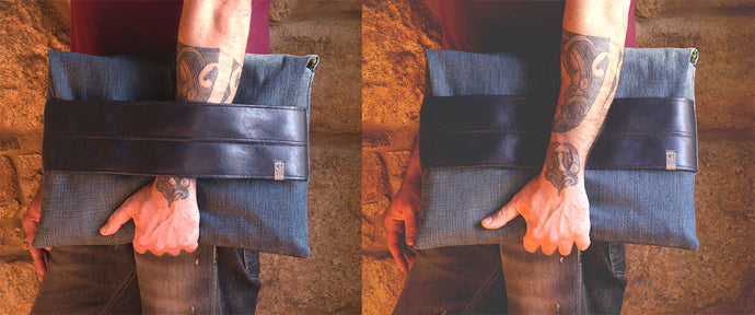 Denim Laptop Cover