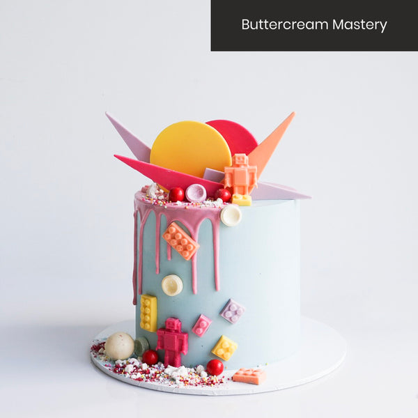 Buttercream Mastery 29th September 2019