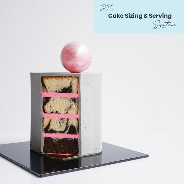 DTC Cake Sizing & Serving System