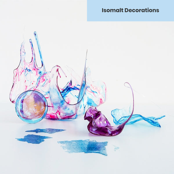 Isomalt Decorations