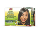 African Pride Olive Miracle Deep Conditioning No-Lye Relaxer Super