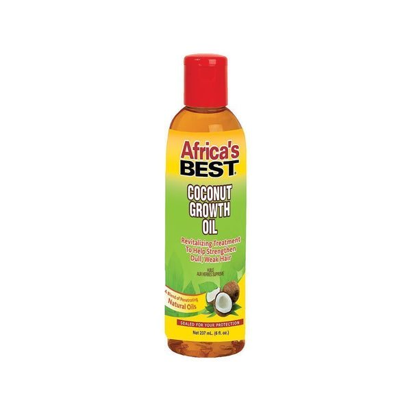 Africa's Best Coconut Growth Oil 6oz