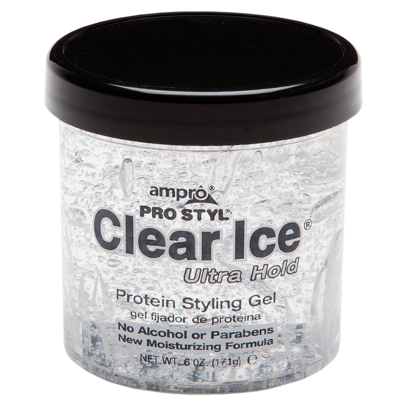 Ampro Pro Styl Clear Ice Protein Styling Gel