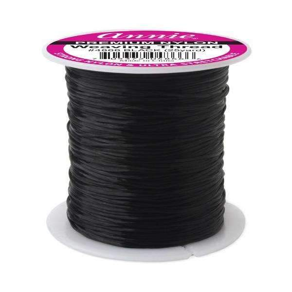 Annie Premium Nylon Weaving Thread 25yd