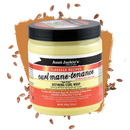 "Aunt Jackie's Curls & Coils Flaxseed Recipes Curl Mane-Tenance ""Anti-Poof"" Defining Curl Whip 15oz"