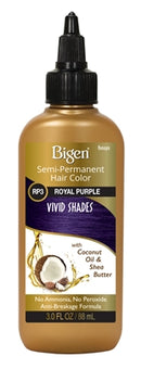 Bigen Vivid Shades Semi-Permanent Hair Color 3oz