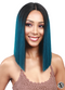 Bobbi Boss Lace Front Premium Synthetic Hair Swiss Lace Wig MLF136 Yara