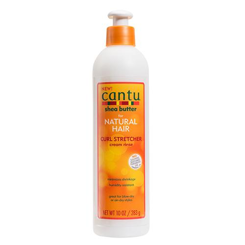 Cantu Shea Butter For Natural Hair Curl Stretcher Cream Rinse 10oz