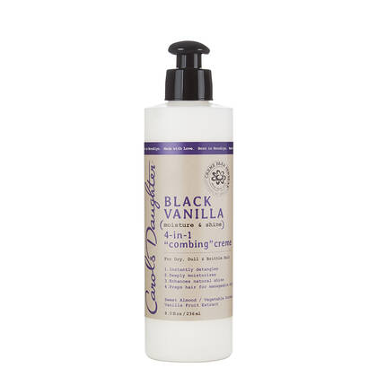Carol's Daughter Black Vanilla Moisture & Shine 4-in-1 Combing Creme 8oz