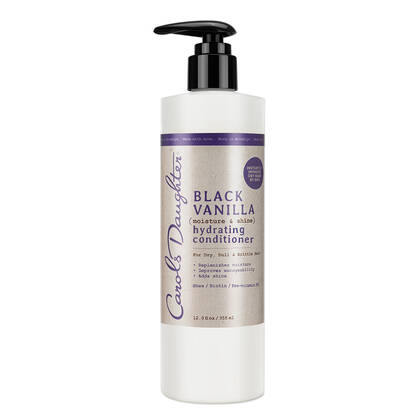 Carol's Daughter Black Vanilla Moisture & Shine Hydrating Conditioner 12oz