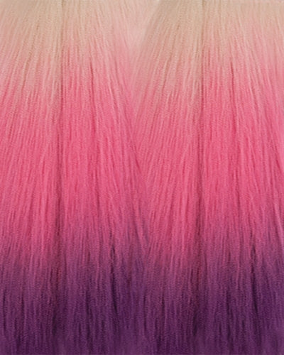 Chade Amour 2X EZ X Rainbow Braid 54""