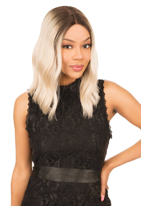 Chade Magic Lace Front I & Free Part Synthetic Hair Wig MLI303