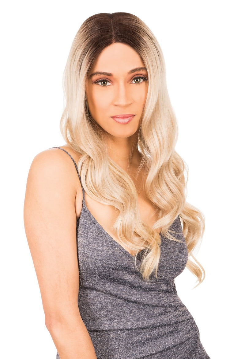Chade Magic Lace Front I & Free Part Synthetic Hair Wig MLI309