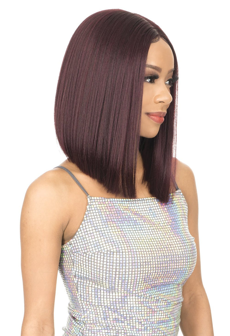 Chade Magic Lace Front I & Free Part Synthetic Hair Wig MLI324