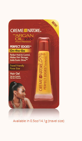Creme Of Nature Argan Oil Perfect Edges On-The-Go 0.5oz