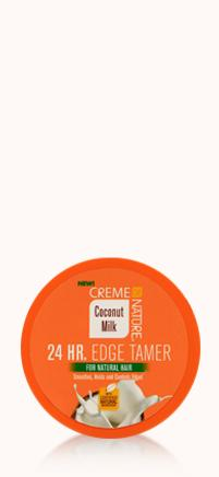Creme Of Nature Coconut Milk 24 Hr Edge Tamer 2.25oz