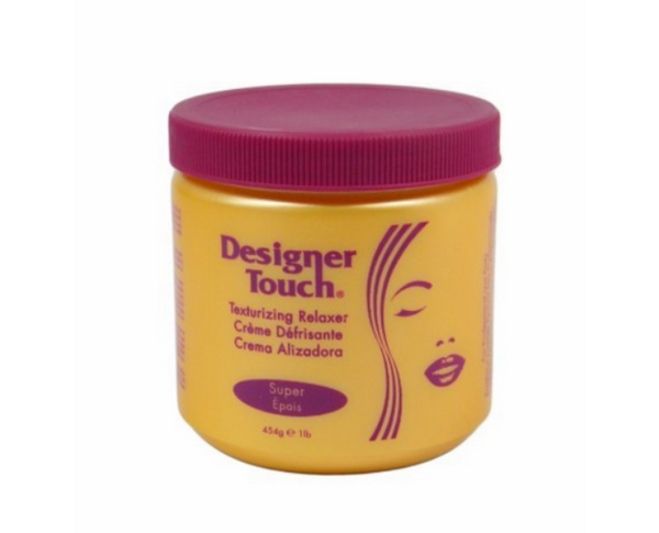 Designer Touch Texturizing Relaxer Super