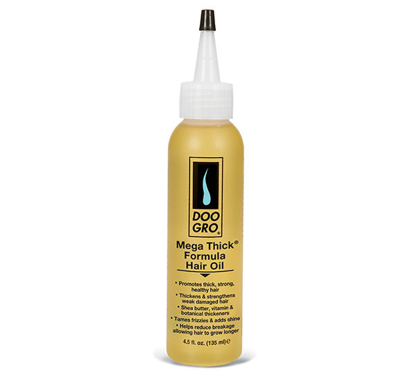 Doo Gro Mega Thick Formula Hair Oil 4.5oz