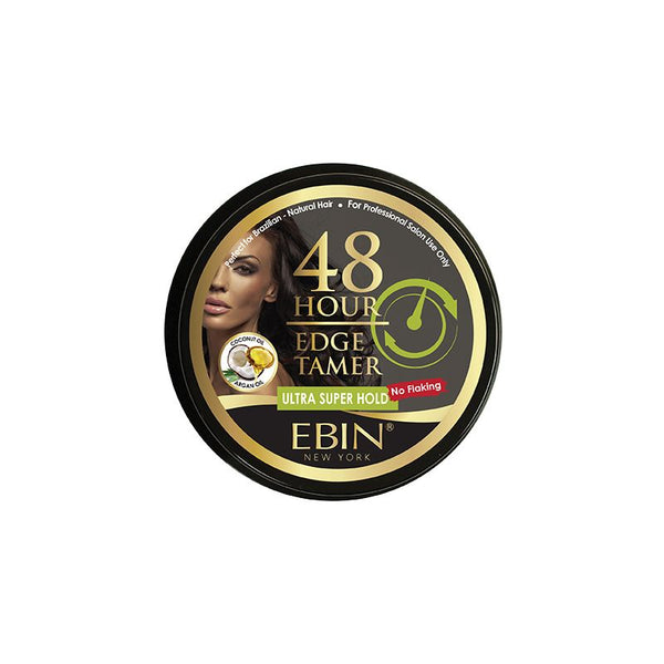 Ebin New York 48 Hour Edge Tamer Ultra Super Hold 3.38oz