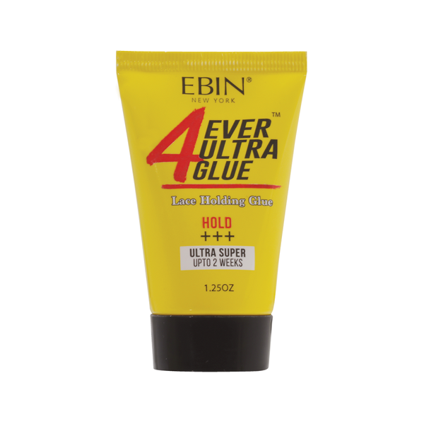Ebin New York 4Ever Ultra Glue Lace Holding Glue Ultra Super Hold 1.25oz