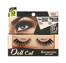 Ebin New York Doll Cat Cattention 3D Lashes DC008 Hadley
