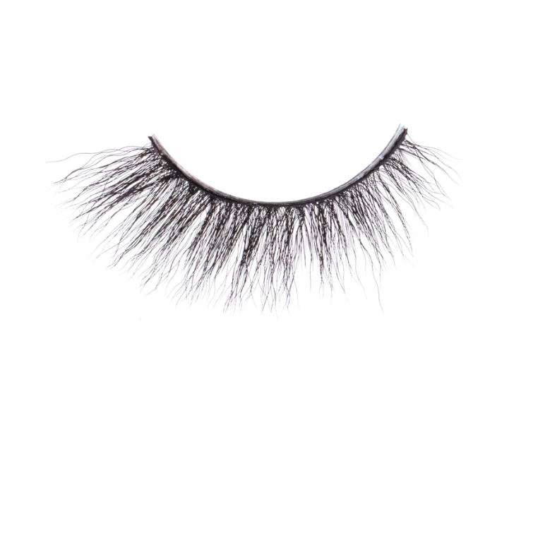 Ebin New York Wonder Cat Cattention 3D Faux Mink Lashes OC007 July