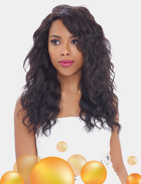 Harlem 125 5 Star Master Indian Remi Wet & Wavy 100% Virgin Human Hair Weave Ripple Deep