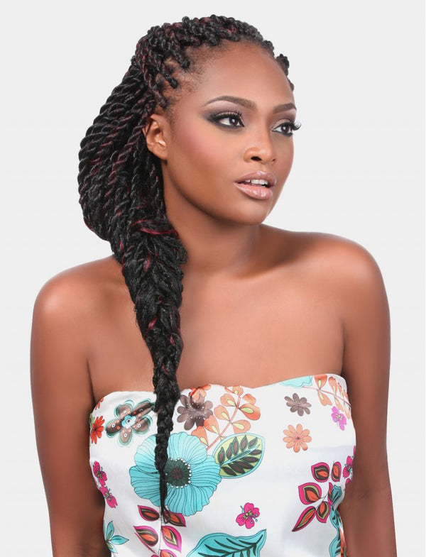 Harlem 125 EZ Twin Braid 40""