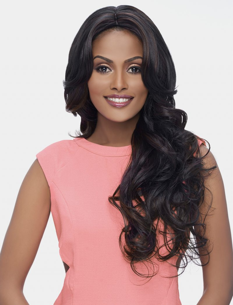 Harlem 125 Gogo Collection Synthetic Hair Wig GO107