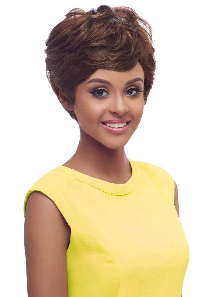 Harlem 125 Gogo Collection Synthetic Hair Wig GO112