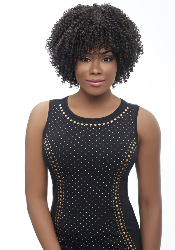 Harlem 125 Hot Bohemian Collection Synthetic Hair Wig BO100