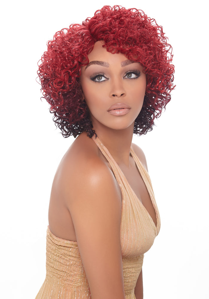 Harlem 125 Ju J-Part Collection Synthetic Hair Wig JU900