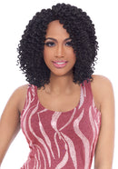 Harlem 125 Kima Braid Synthetic Hair Crochet Coco Wave 8""