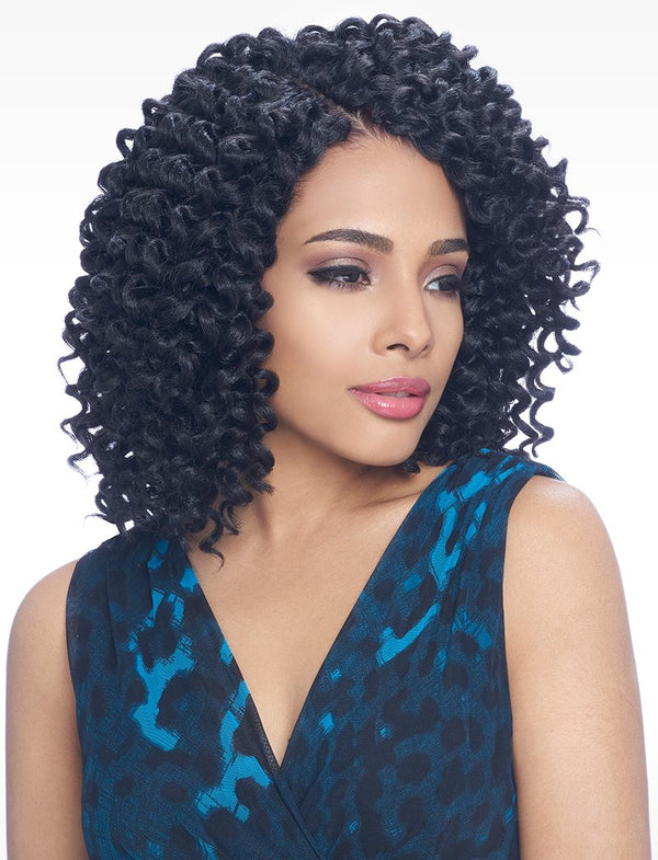 Harlem 125 Kima Braid Synthetic Hair Crochet Deep Twist 8""
