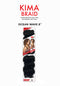 Harlem 125 Kima Braid Synthetic Hair Crochet Ocean Wave 8""