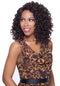 Harlem 125 Kima Lace Wig Deep Part Synthetic Hair Lace Wig KLW04 Ripple Deep Medium
