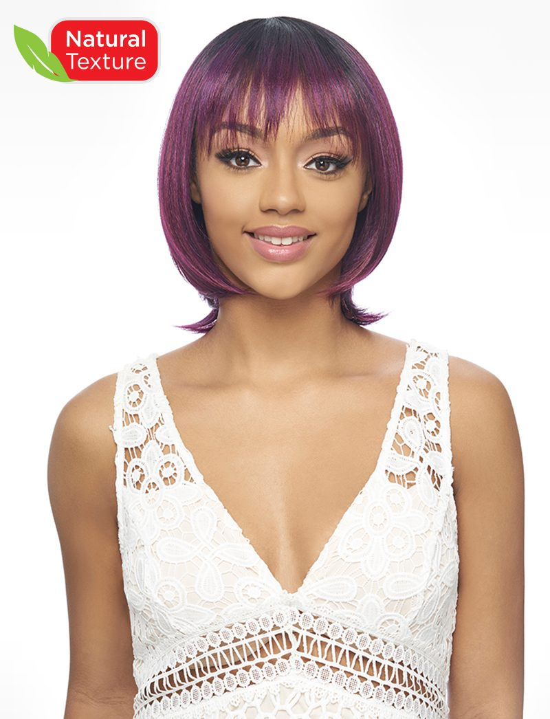Harlem 125 Kima Wig Natural Texture Collection Synthetic Hair Wig KW301