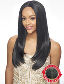 Harlem 125 Swiss Lace Wig Multi Deep Part Synthetic Hair Lace Wig LSD30
