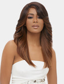 Harlem 125 Swiss Lace Wig Synthetic Hair Deep Part Wig LSD13
