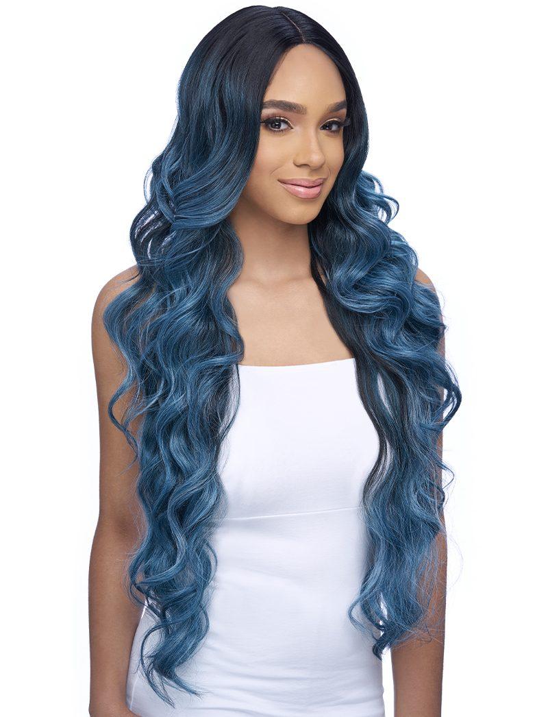 Harlem 125 Ultra HD Synthetic Hair Lace Wig LH002
